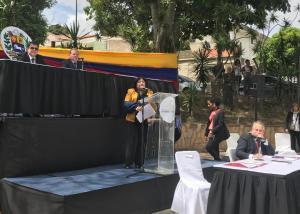 Bolivia Suárez: El régimen pretende acabar con el pensamiento crítico que emergen de las universidades