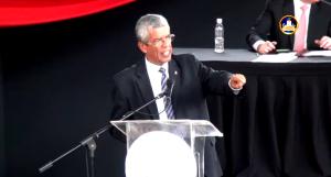 Diputado Luis Barragán: Impidamos la militarización de la universidad venezolana