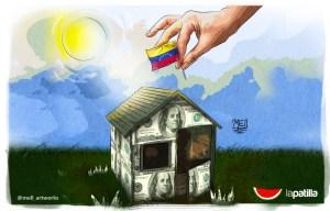 El venezolano necesita al menos 3 mil dólares para poder alquilar un inmueble