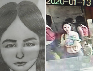 Cicpc captura a mujer que secuestró a bebé en Parque Carabobo (FOTO)