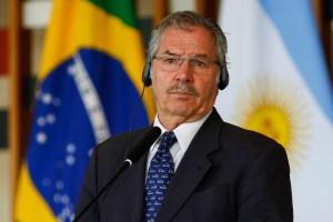 Canciller de Argentina alertó que Maduro está cerrado y dispuesto a pelear a lo bélico
