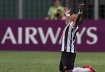 El ESPECTACULAR golazo de Rómulo Otero no evitó la eliminación del Atlético Mineiro de la Copa Sudamericana (Video)