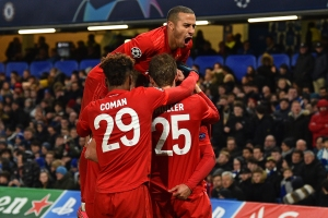 El Bayern de Múnich regresará a los entrenamientos pese a la pandemia del coronavirus