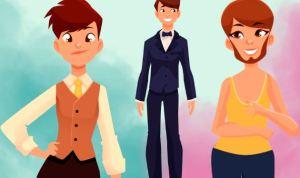 ¿Eres skoliosexual? Descubre su ambiguo significado