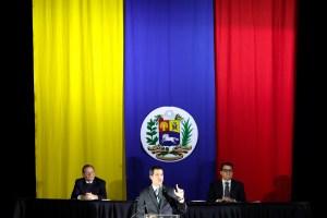 Guaidó informará a la población sobre una nueva herramienta para la lucha contra el Covid-19