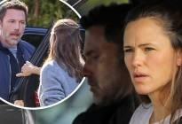 """La dolorosa carta que le escribió Ben Affleck a Jennifer Garner revelando el """"dolor que le causó"""""""