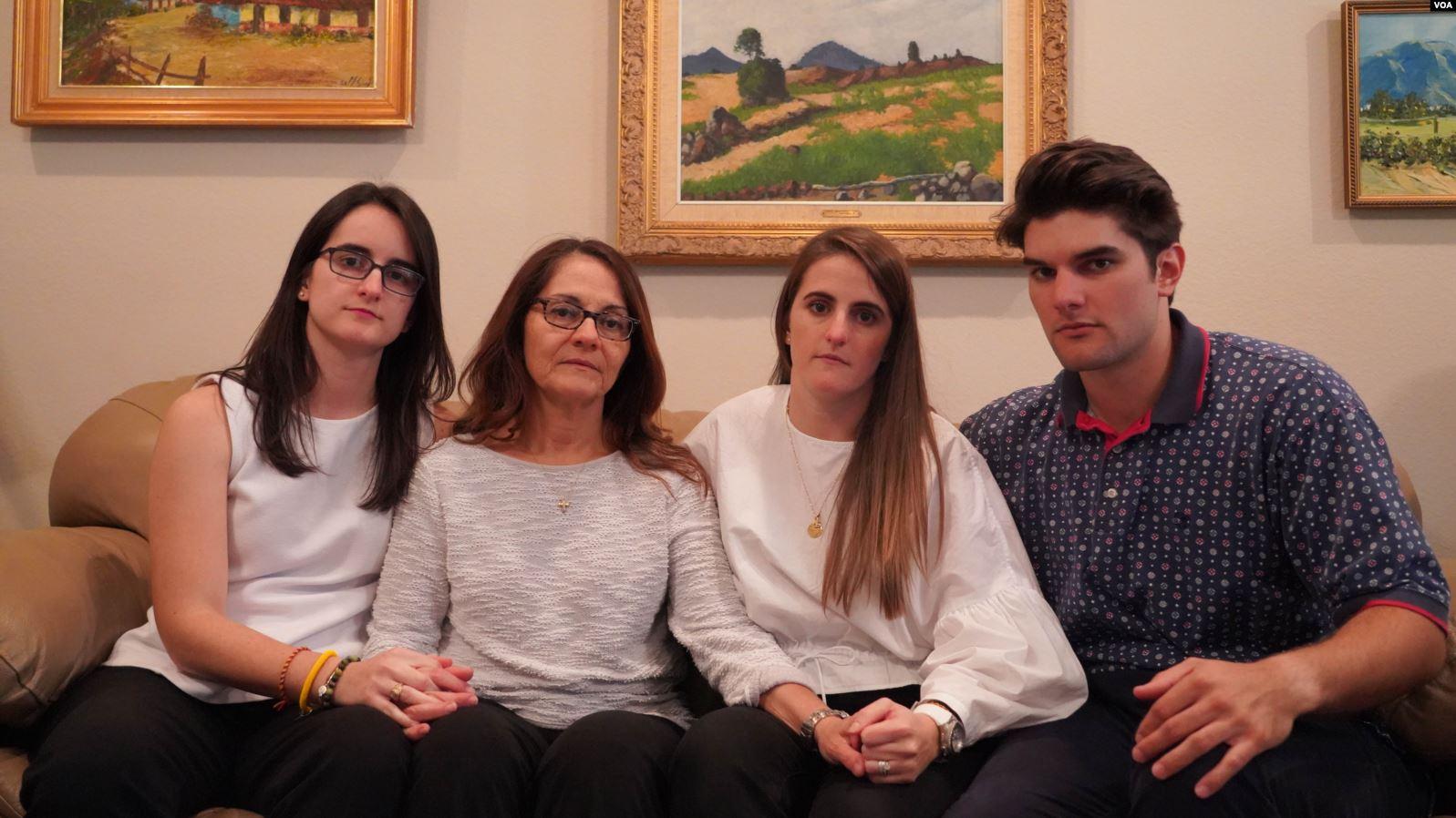 """Familiares denuncian """"desaparición forzosa"""" de seis exejecutivos de Citgo"""