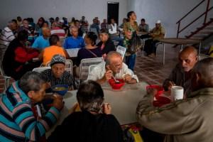 Ayuda humanitaria contra la desnutrición en Venezuela (Fotos)