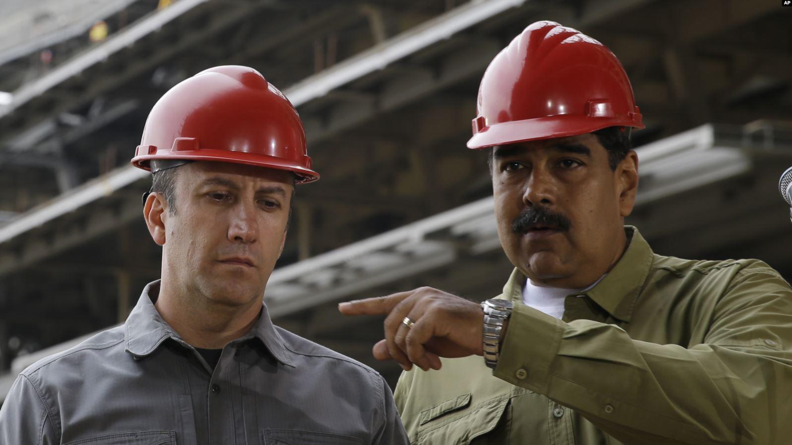 Buscado por EEUU: ¿Quién es el aliado de Maduro encargado de restructurar Pdvsa?
