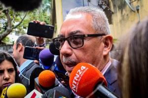 Joel García denunció que Dgcim se llevó pasaportes, celulares y laptops del tío de Guaidó