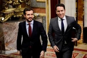 El PP reclama en el Congreso los documentos diplomáticos de la visita de Delcy Eloína a Madrid