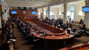 La OEA debatirá decisiones del TSJ de Maduro en Sesión Extraordinaria