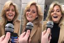 Mujer se hizo viral por su increíble talento y ha sido comparada hasta con Irene Sáez (VIDEO)