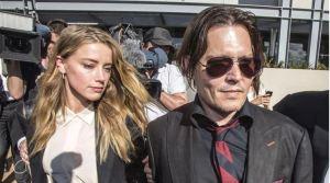 """Johnny Depp confesó que Amber Heard le cortó el dedo pero mintió para """"protegerla"""""""