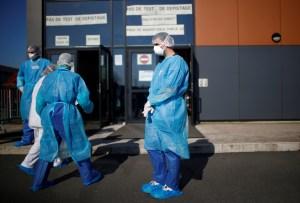 Francia supera los 10.000 muertos por coronavirus