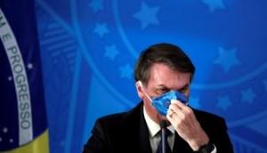Bolsonaro amenaza con sacar a Brasil de la OMS