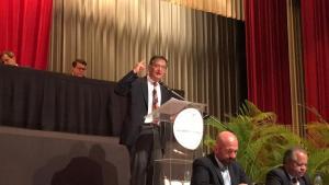 Joaquín Aguilar: Hay factores del régimen que pretenden acabar con el liderazgo de Juan Guaidó