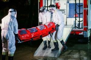 Se supera el récord de muertos por coronavirus en un día en el Reino Unido