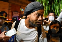 Revelaron la fecha más probable en la que Ronaldinho sería liberado