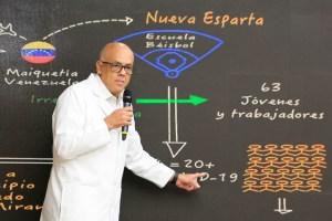 Jorge Rodríguez señaló que tres nuevas víctimas por Covid-19 elevaron las muertes totales a 71