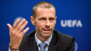Presidente de Uefa dice que Liverpool debería ser proclamado campeón de Inglaterra