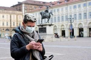 """Italia avisa de """"relevante presencia de coronavirus"""" en algunas partes del país"""