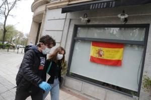 España, primer país de la Unión Europea en superar el millón de contagios por Covid-19
