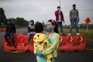 Migrantes se encuentran con la estigmatización de Maduro al retornar a Venezuela