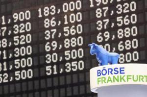 Las bolsas europeas suben entre el 3 y el 4 % tras la apertura