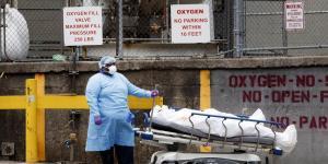 EEUU supera las 10 mil muertes por coronavirus (VIDEO)