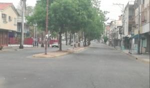Así se encuentran las calles de Cojedes por la cuarentena este #9Abr (Fotos)