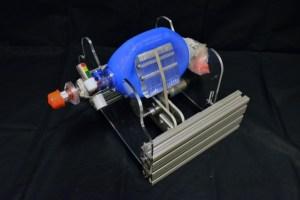 Los innovadores ventiladores de bajo costo para pacientes con coronavirus (VIDEOS)