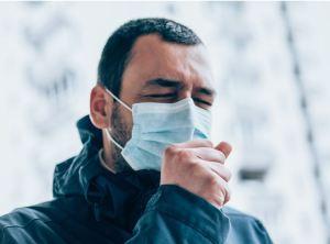 Así se propaga el aire al toser con diferentes tipos de protección (Video)