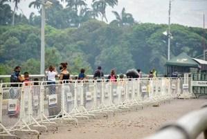 Tachirenses custodian colegios para evitar que sean centros de refugios del régimen (Fotos)