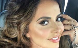 """""""Ridícula, deja las drogas"""": arremeten contra Gloria Trevi por video que subió a Instagram"""