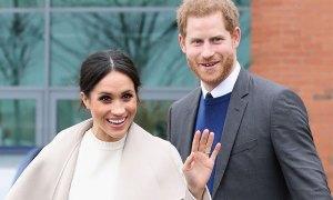 La familia real británica tomó una drástica decisión para separarse aún más de Meghan y Harry