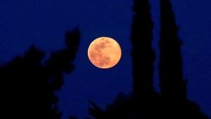 La superluna rosa más grande y luminosa del año brillará la noche de este martes