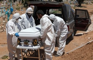 El coronavirus ya ha dejado más de 375 mil muertos en todo el mundo