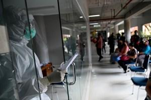 Más de 395 mil personas han muertos en el mundo por coronavirus