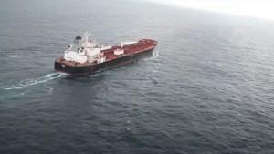 VIDEO: Momento en que la Fanb sale al encuentro del quinto y último tanquero iraní en aguas venezolanas