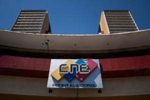 El cronograma del CNE írrito para el nuevo show electoral del chavismo