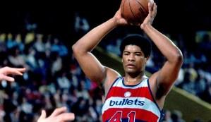 Falleció Wes Unseld, estrella de la NBA con el único anillo de Washington