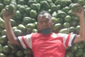 Productor de aguacate fue brutalmente golpeado por negarse a pagar soborno (Imágenes sensibles)