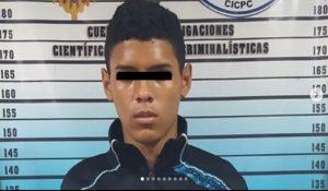Capturaron a adolescente que asesinó a su abuela y la tiró en un contenedor de basura en Caracas
