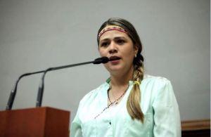 Elimar Díaz a Omar Prieto: El logo de PJ es lo que te recuerda que eres el usurpador del Zulia