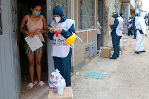 Colombia superó las 24 mil muertes por coronavirus