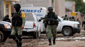 Crimen organizado asesinó a cinco policías en el estado mexicano de Guanajuato