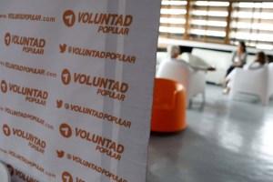 Voluntad Popular brindó respaldo absoluto al Acuerdo de Salvación Nacional