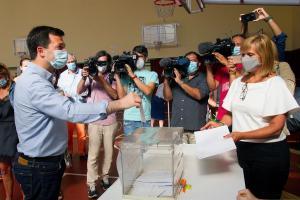 Galicia y País Vasco celebran elecciones pese al rebrote de coronavirus
