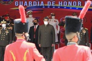 LISTA de nuevos nombramientos en la cúpula militar del régimen de Maduro